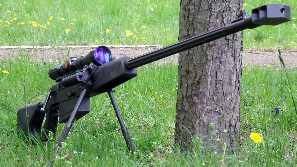 Снајперска пушка М-93 12,7 мм