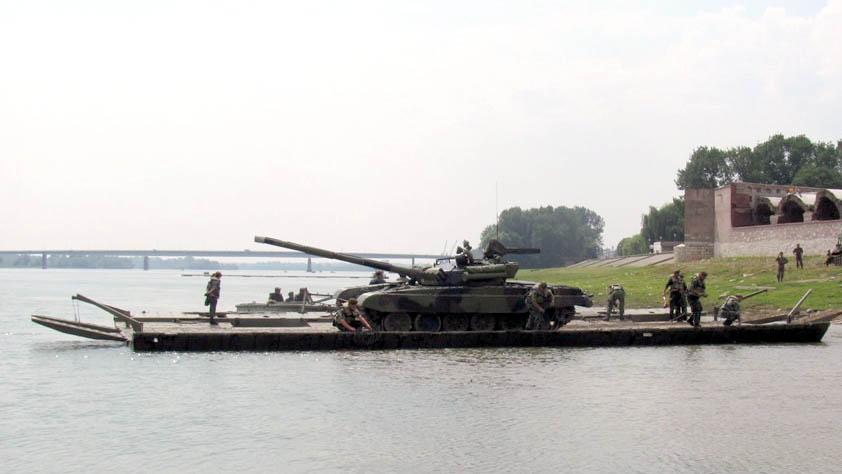 Парк мостовни ПМ М-71
