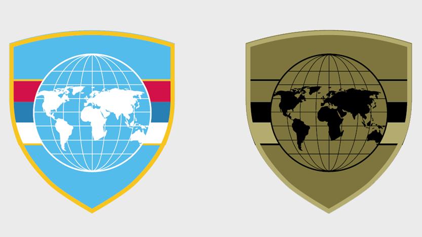 Амблем Центра за мировне операције