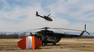Helicopter Transport...