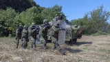 Training of Military...