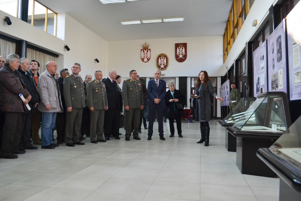 Exhibition Field Marshal Petar Bojovic Symbol Of Glory And Honour