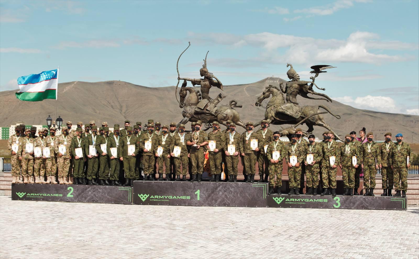 Златна и бронзана медаља за војне возаче на Међународним војним играма