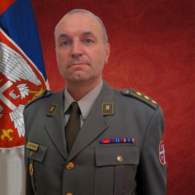 пуковник Слађан Цветковић