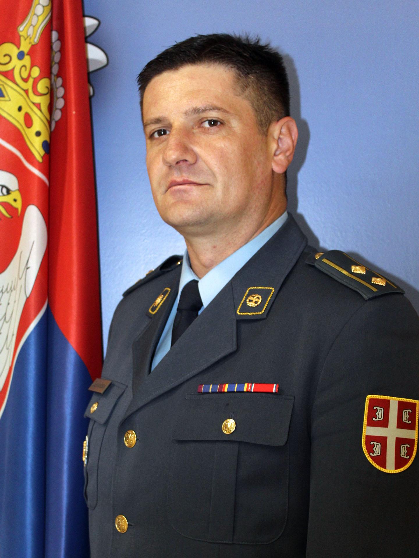 потпуковник Душко Цвијановић