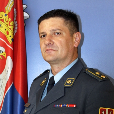 potpukovnik Duško Cvijanović