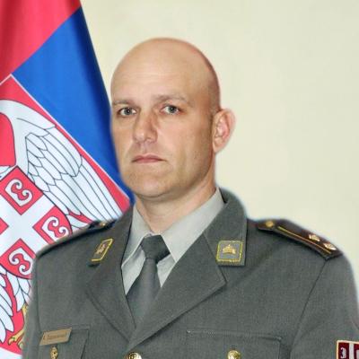 potpukovnik Aleksandar Zdravković