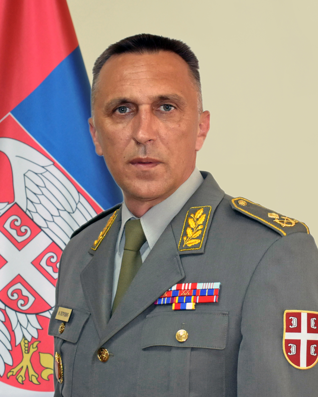 пуковник Слободан Стопа
