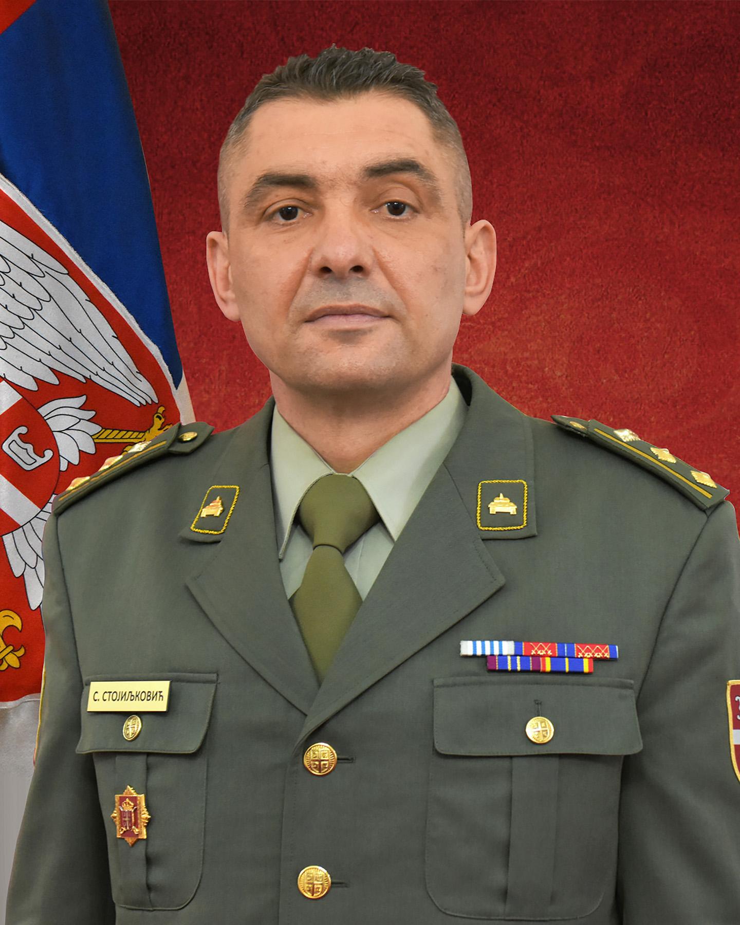 pukovnik Zoran Smiljanić