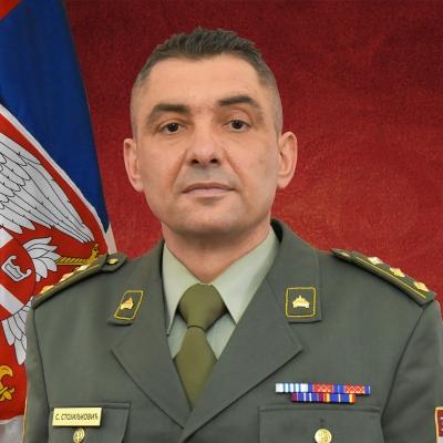 potpukovnik Saša Stojiljković