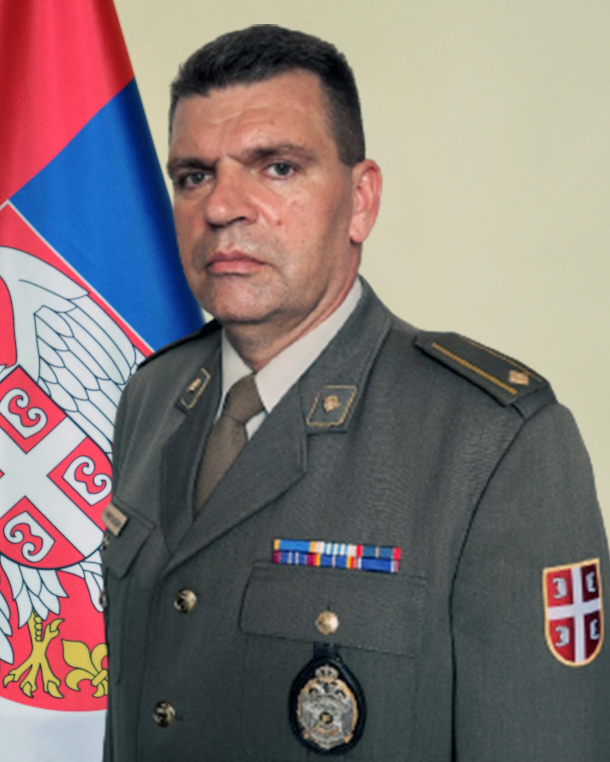 potpukovnik Svetomir Džolić