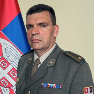 мајор Стеван Вучић