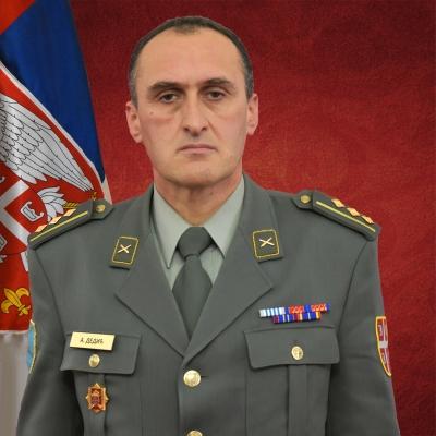 potpukovnik Aleksandar Dedić