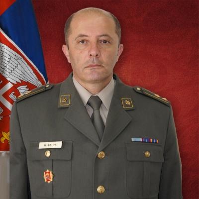 Lieutenant Colonel Aleksandar Dedić