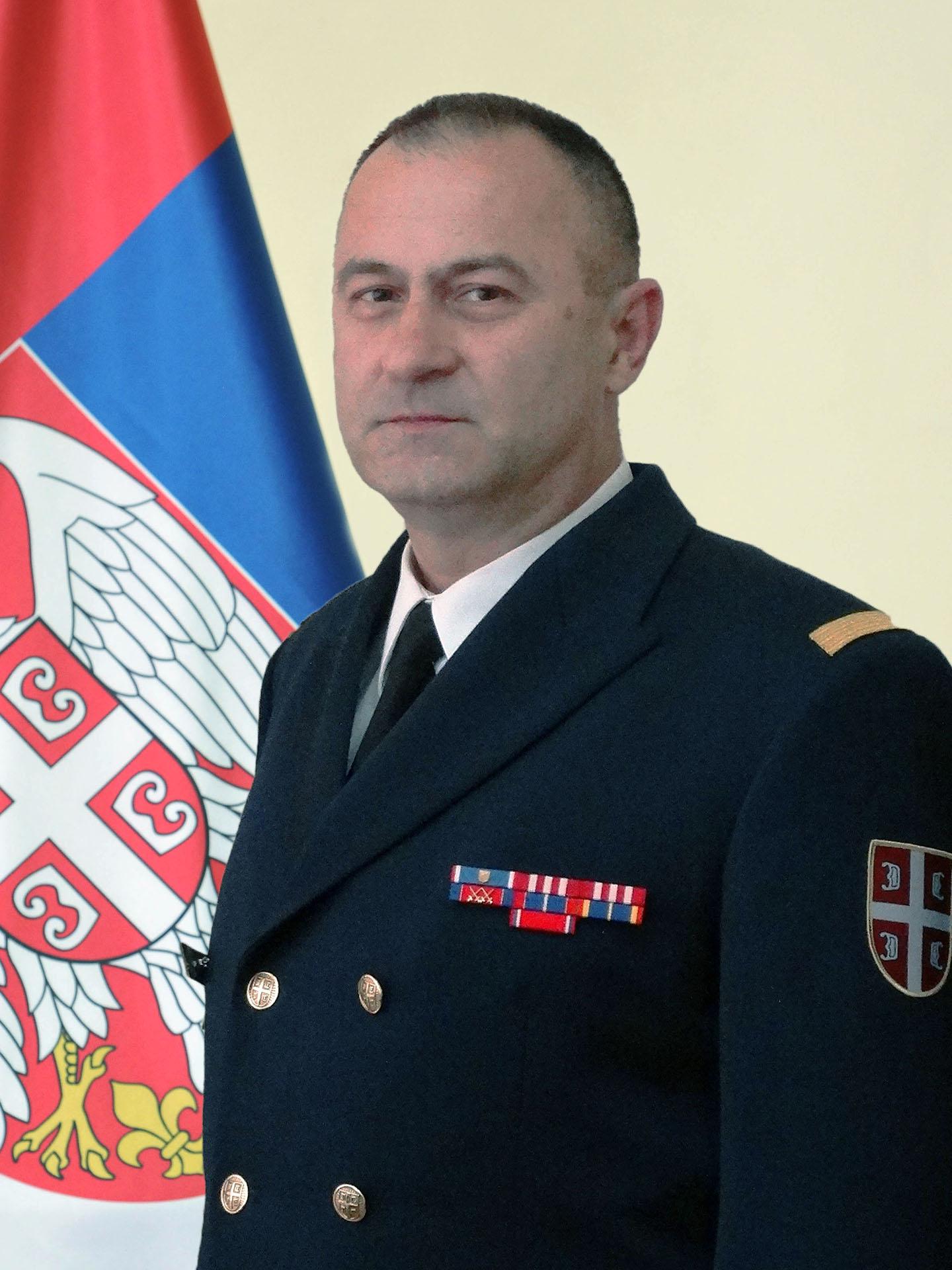 pukovnik Vojkan Radonjić