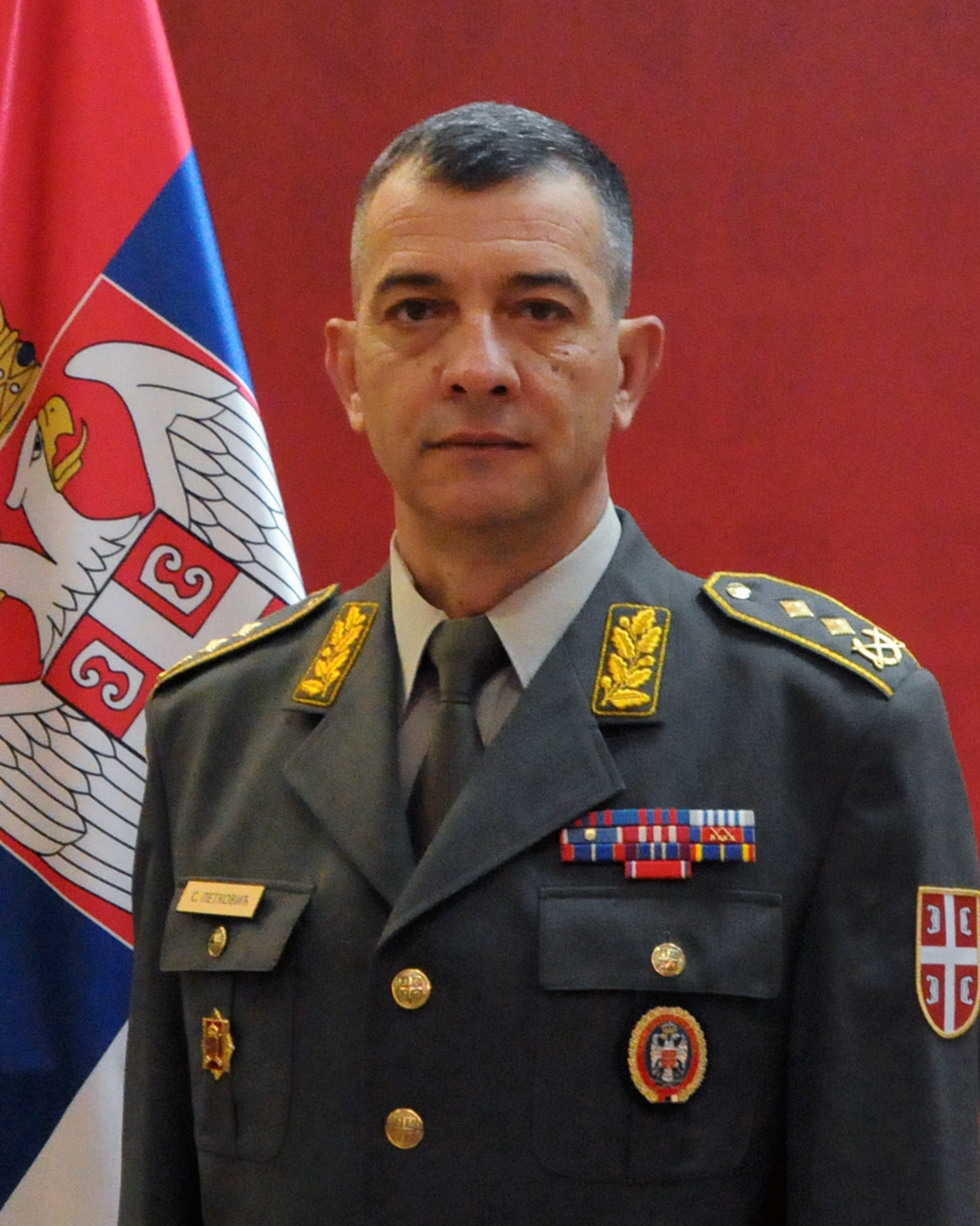 бригадни генерал Жељко Нинковић