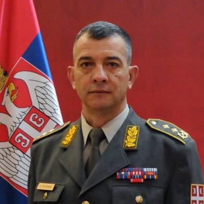 бригадни генерал Срђан Петковић