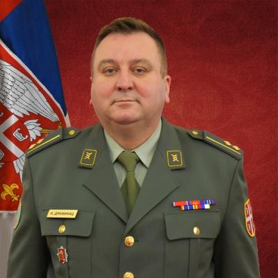 потпуковник Ненад Дражинац