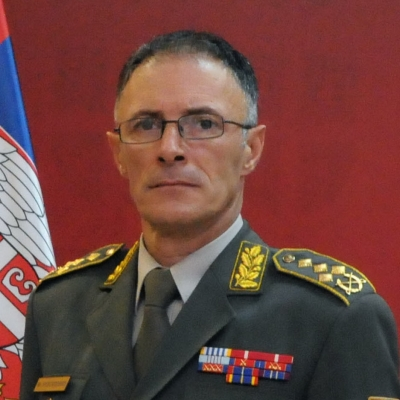 генерал Милан Мојсиловић