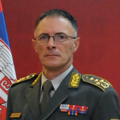 генерал-потпуковник Милан Мојсиловић