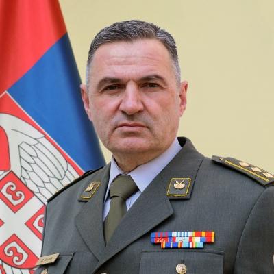 бригадни генерал Слађан Стаменковић