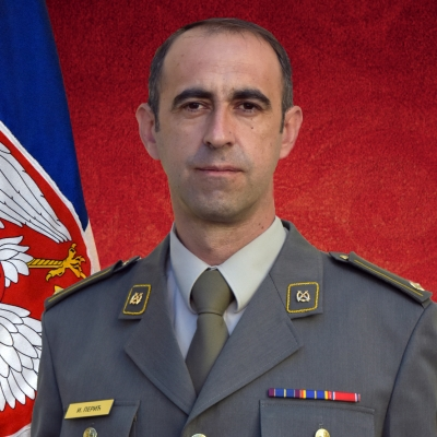 потпуковник Срђан Стошић