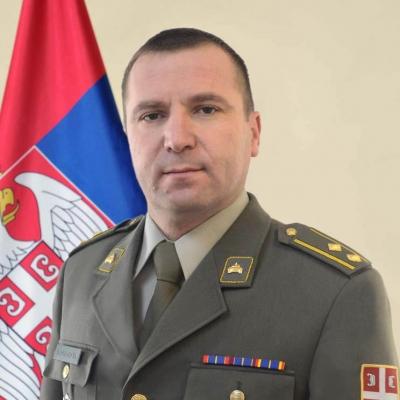 потпуковник Иван Симоновић