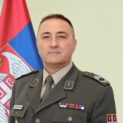 zastavnik prve klase Mladen Pupovac