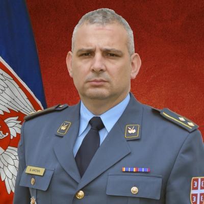 potpukovnik Saša Antanasijević
