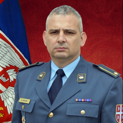 потпуковник Драган Митровић