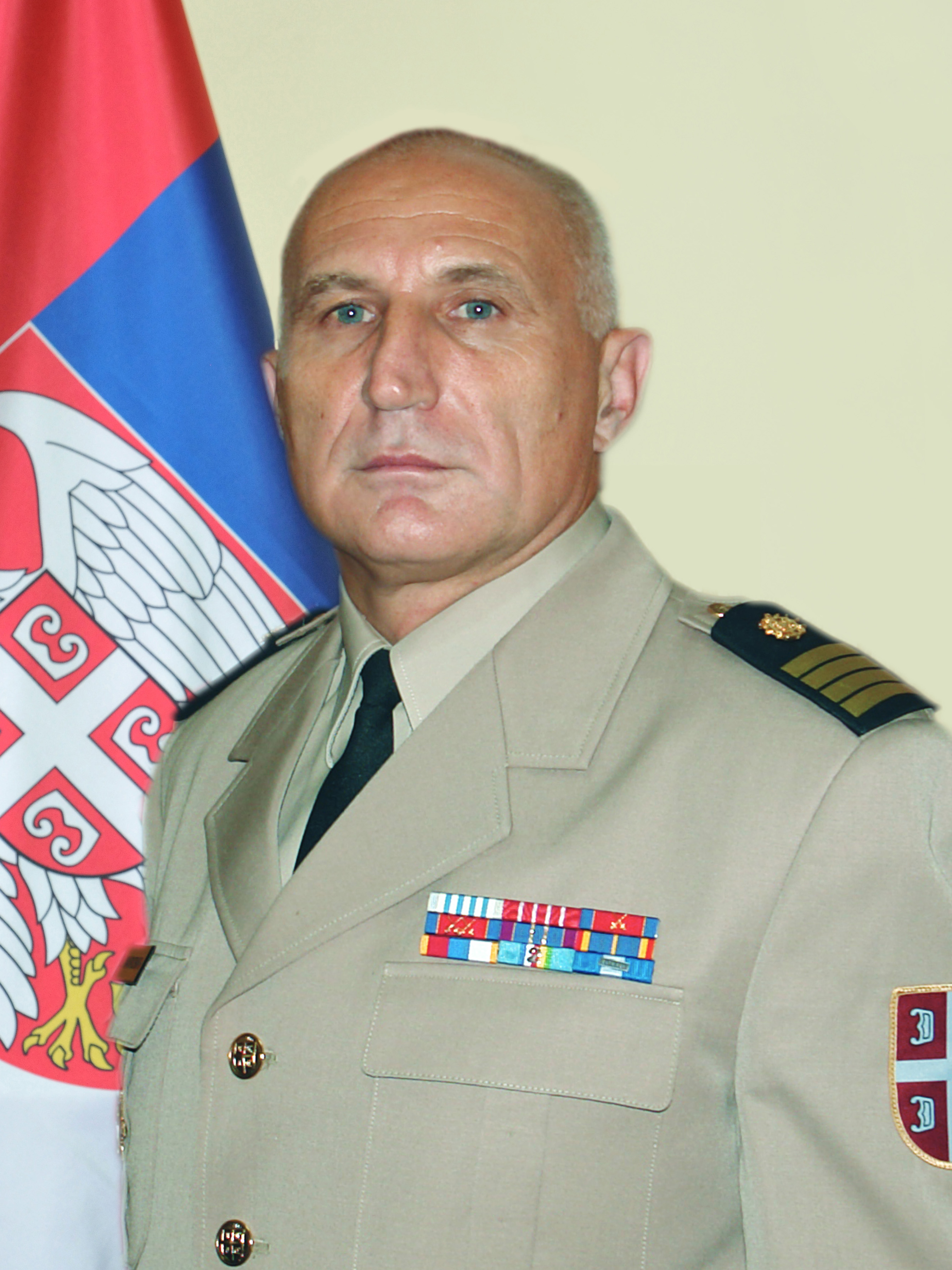 капетан бојног брода Андрија Андрић