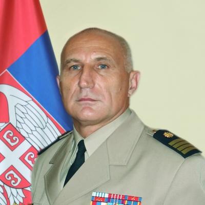 kapetan fregate Darko Stričić