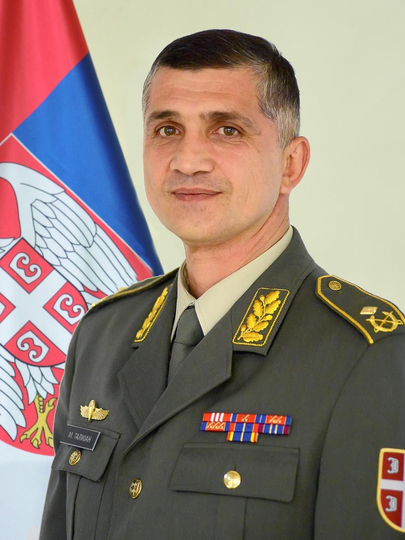 бригадни генерал Зоран Величковић