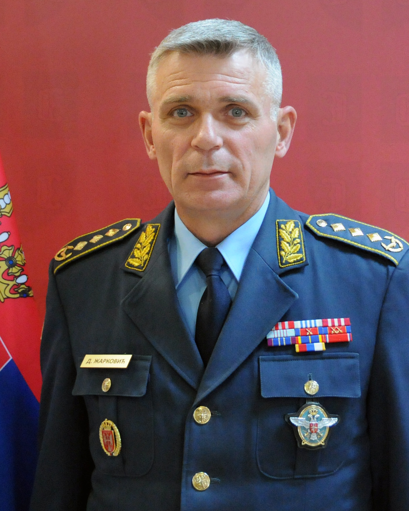 генерал-потпуковник Душко Жарковић