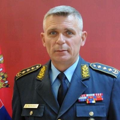general-major Duško Žarković