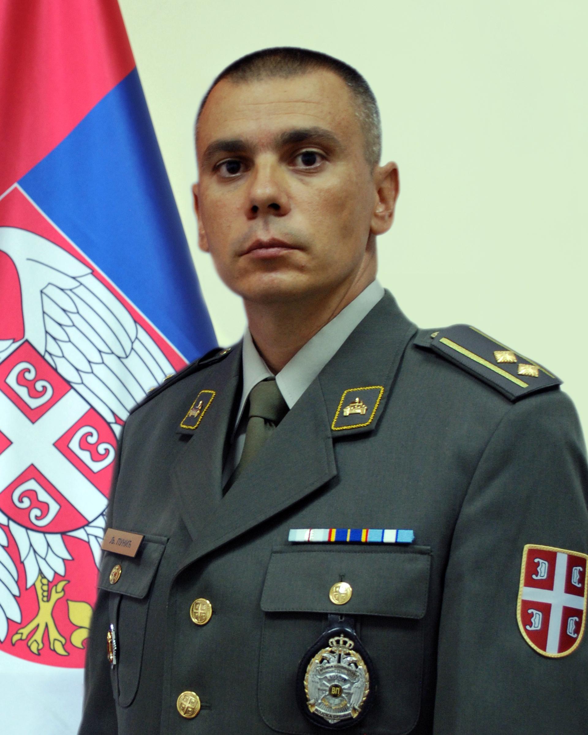 potpukovnik Vladimir Petrić