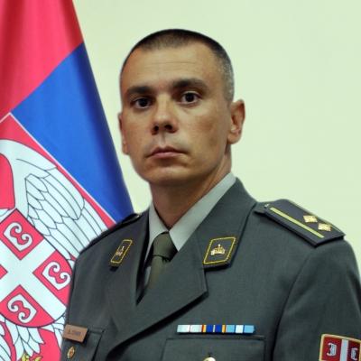 major Vladimir Petrić