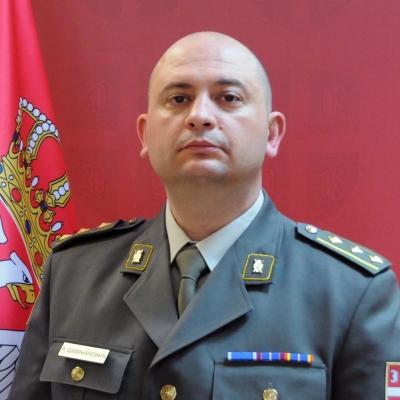 potpukovnik Radovan Damnjanović