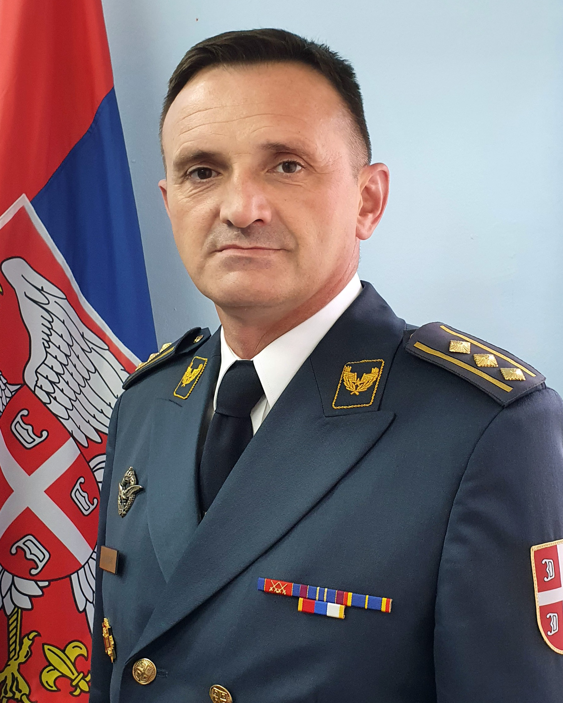 пуковник Дејан Васиљевић