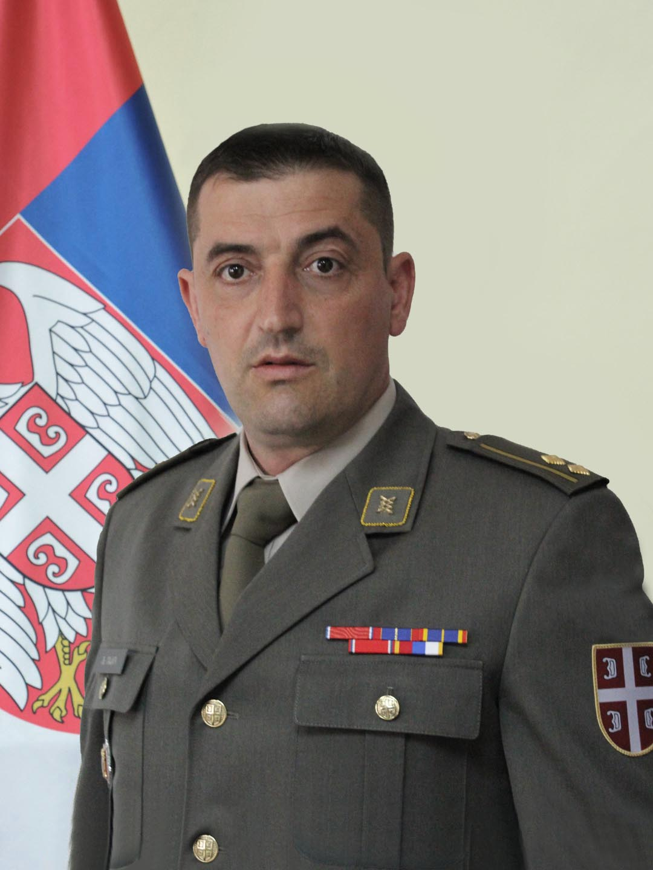 potpukovnik Goran Praštalo