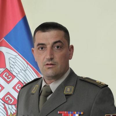 potpukovnik Ljubiša Pajić