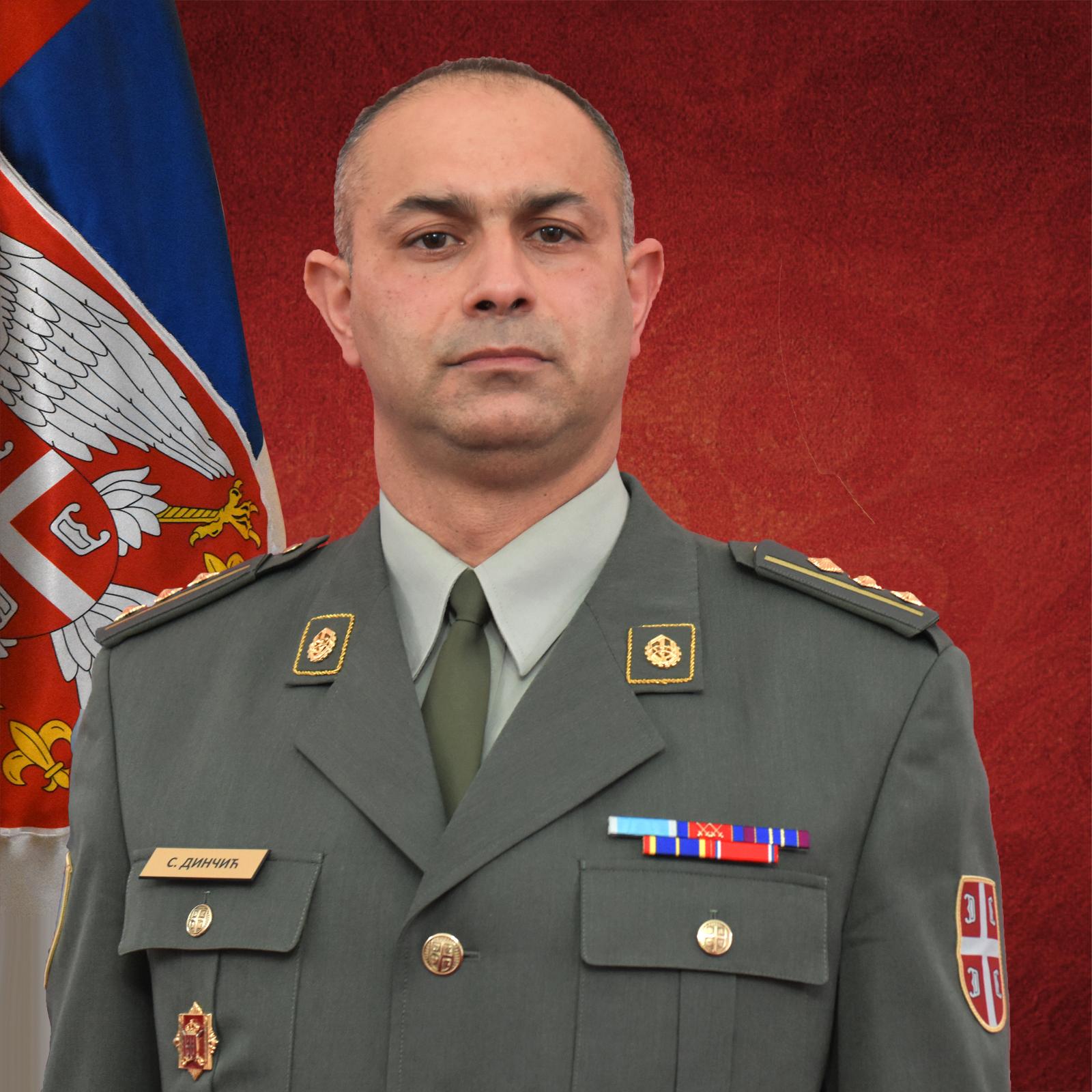 пуковник Сибин Динчић