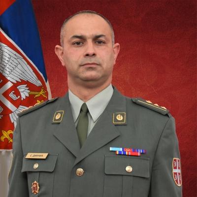 потпуковник Сибин Динчић