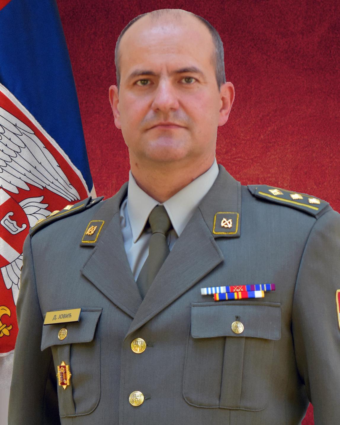 pukovnik Milovan Vasić