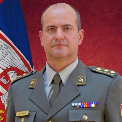 potpukovnik Duško Jović