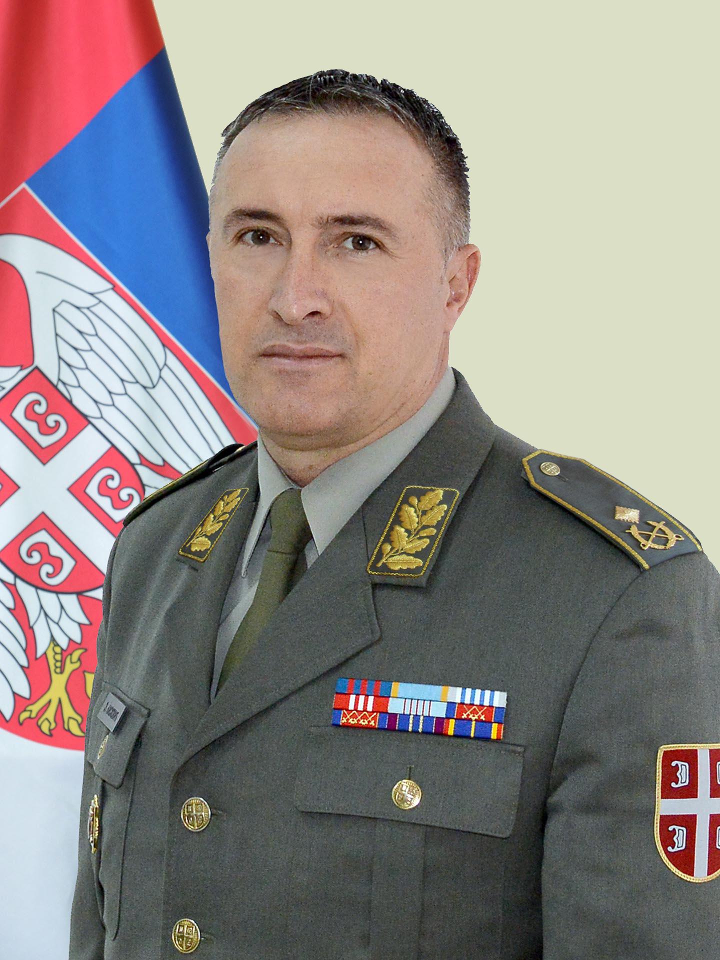 пуковник Зоран Насковић