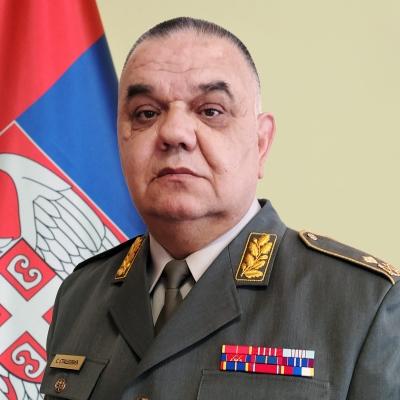 brigadni general Željko Kuzmanović