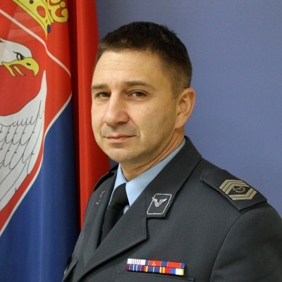 Sergeant Major Milija Bojović