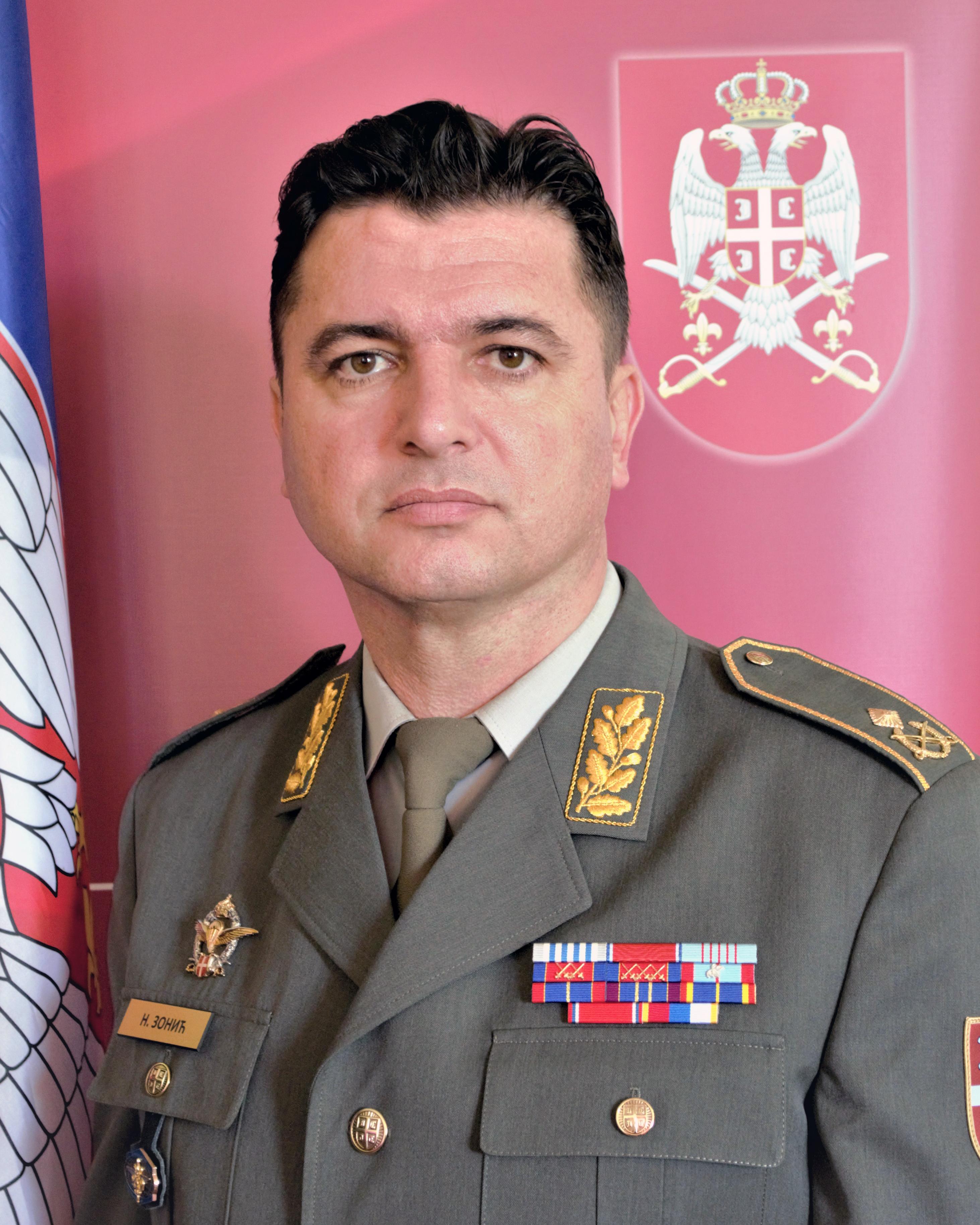 пуковник Ненад Зонић