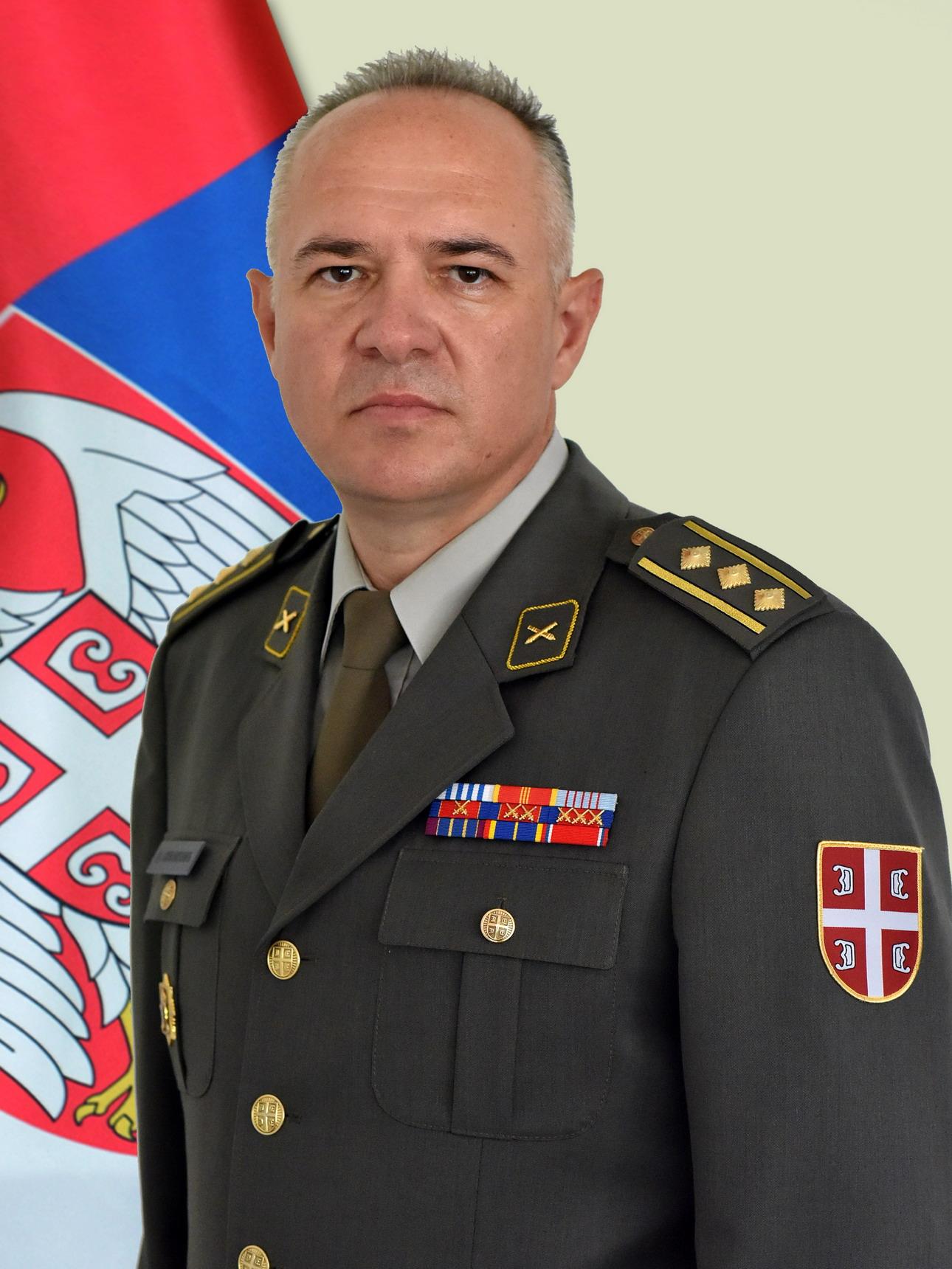 пуковник Новица Петровић